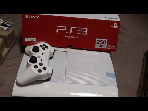 playstation3 - Unboxing PS3 white CECH-4000B LW(250GB) PlayStation®3 クラシック・ホワイト 250GB 開封 商品概要名称 PlayStation®3 クラシック・ホワイト 250GB 型番 CECH-4000B LW 発売日 2012年11月22日 希望小売価格 24,98...