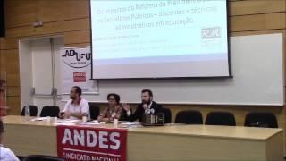 OS IMPACTOS DA REFORMA DA PREVIDÊNCIA PARA DOCENTES E TÉCNICAS/OS ADMINISTRATIVOS EM EDUCAÇÃO