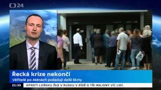 Řecké drama pokračuje