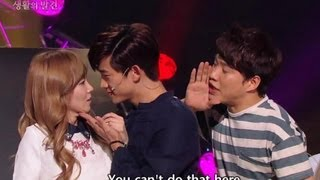 Video Discoveries in Life | 생활의 발견 - with 2PM (Gag Concert / 2013.06.08) MP3, 3GP, MP4, WEBM, AVI, FLV Januari 2019