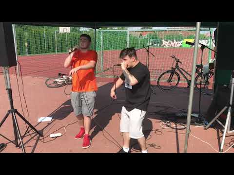 Wideo1: Rawicz rapuje. Trzeci dzień Święta Rawicza