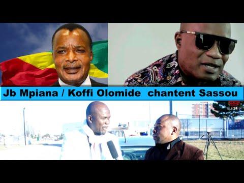 TÉLÉ 24 LIVE: Les combattants trés fâchés contre JB Mpiana & Koffi Olomide