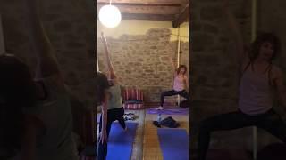 Retiro Semana Santa 2019. Yoga con Mabel