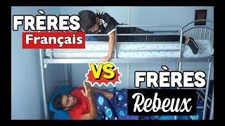 Video FRÈRES FRANÇAIS VS FRÈRES REBEUX MP3, 3GP, MP4, WEBM, AVI, FLV September 2017