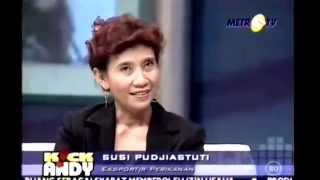 Download Video Susi Pudjiastuti Pengusaha yang menjadi Mentri, Lulusan SMP di KICK ANDY MP3 3GP MP4