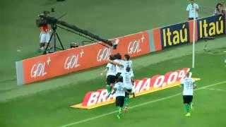 GOLAÇO: Germano, do Coritiba, contra o Fluminense - Série A Brasileiro 2014. Germano empata para o Coritiba com golaço de...