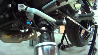 6. How To: Change your oil - Ninja 650