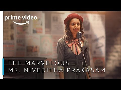 The Marvelous Ms. Niveditha Prakasam   Amazon Prime Video India