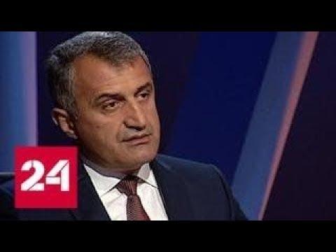 Интервью телеканалу «Россия 24»