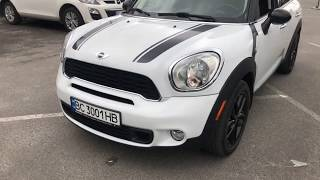 видео авто MINI COUNTRYMAN в кредит