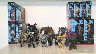 1. Transformers Studio Series 2019 Wave 5 Ranking Video