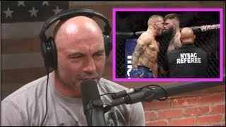 Video Joe Rogan Reacts to TJ Dillashaw KO'ing Cody Garbrandt MP3, 3GP, MP4, WEBM, AVI, FLV Desember 2018