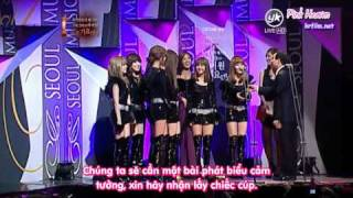 Pink Heaven Subs 20th High1 Seoul Music Awards   Popularity Award 20 01 11
