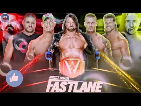 WWE Fastlane 2018 Final Updates Highlights Winners Huge Spoilers