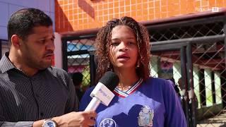 Estudantes relatam problemas no Colégio Estadual Almirante Barroso