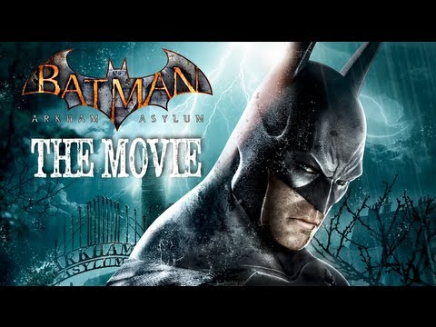 batman aa - SimaParks presents 'Batman: Arkham Asylum' edited cinematically like a movie (comprised of gameplay and cutscenes). Batman: Arkham City [The Movie]: http://w...