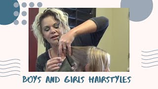 How To Cut: Cute Little Girl Bob Hairstyles // Back To School Haircuts ---What type of hairstyle is best for girls going back to school...