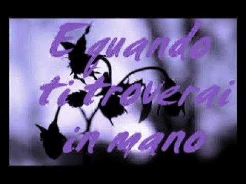 Tekst piosenki Franco Battiato - La canzone dell'amore perduto po polsku