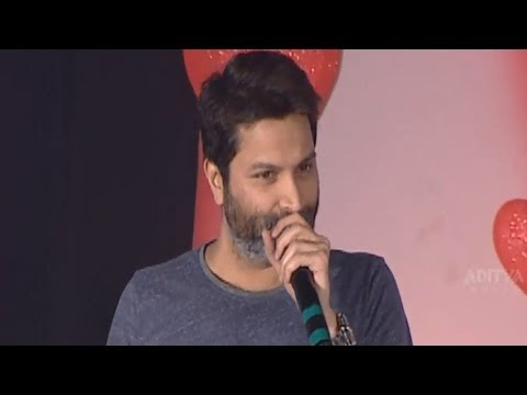 Trivikram Speech & Lovers Theatrical Trailer @ Lovers Movie Audio Launch