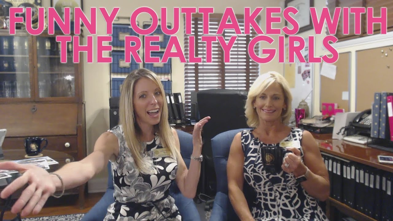 Funny Outtakes With the Realty Girls
