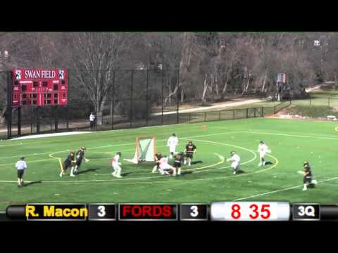 MLX: Haverford vs Randolph-Macon