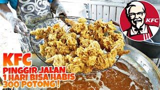 Video WOW..KFC PINGGIR JALAN SEHARI HABIS 300 POTONG - KULINER JAMBI - HARGA KERE RASA MP3, 3GP, MP4, WEBM, AVI, FLV Maret 2019