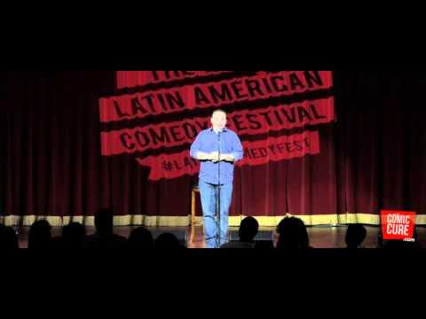 Cesar - 2016 Latin American Comedy Festival Winner