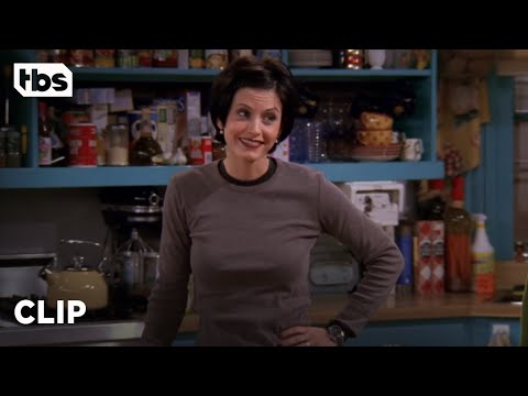 Friends: Monica's Scathing Restaurant Review (Season 4 Clip)   TBS