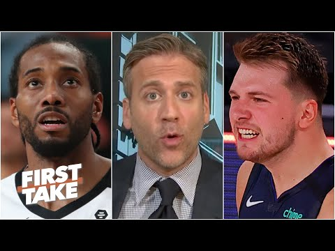 Max Kellerman fears his Clippers are in danger of falling to the Mavericks | First Take