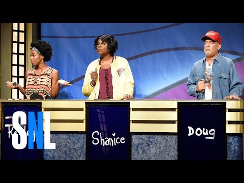 Black Jeopardy with Tom Hanks - SNL (видео)