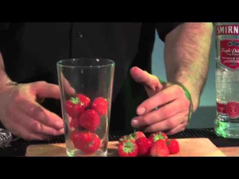 How To Make Strawberry Vodka