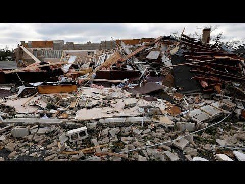 Σάρωσε τη Φλόριντα ο τυφώνας Μάικλ