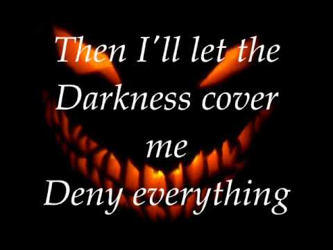 Darkness-Disturbed (lyrics)