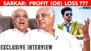 Video Sarkar Profit or Loss ? Sarkar Distributor Abirami Ramanathan Reveals   Exclusive interview   Vijay MP3, 3GP, MP4, WEBM, AVI, FLV November 2018