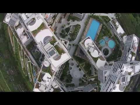 新加坡「層層疊」豪宅奪最佳建築