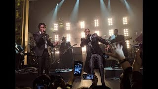 Jay Z brings out Nas, Cam'Ron & Jim Jones at Webster Hall B-Sides NYC Show