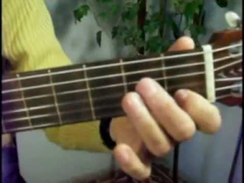 Clases de guitarra facil 1a clase