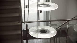 Дизайнерский светильник Galo UFO M6