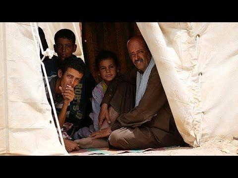 Έκθεση ΟΗΕ: 65 εκατομμύρια άνθρωποι σε όλο τον κόσμο ζουν μακρυά από τα σπίτια τους