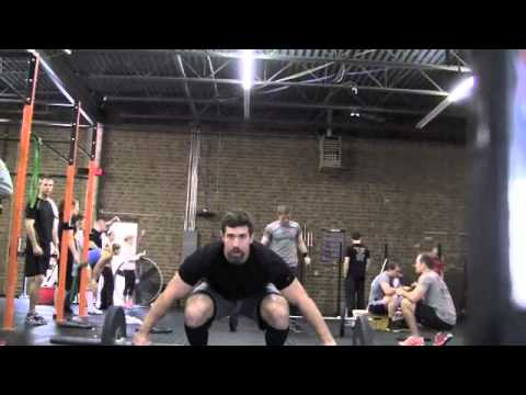 How To Do Snatches For 2012 CrossFit Games Open, AL