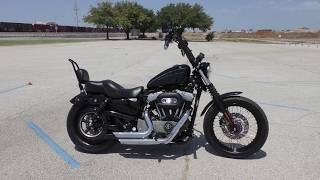 3. 453569 - 2007 Harley Davidson Sportster 1200 Nightster   XL1200N - Used motorcycles for sale