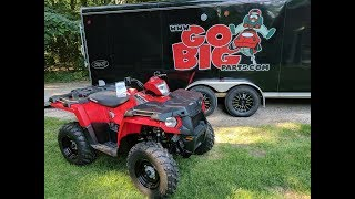 5. Look New Polaris Sportsman 570 EPS
