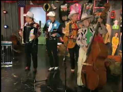 Riders on The Marty Stuart Show