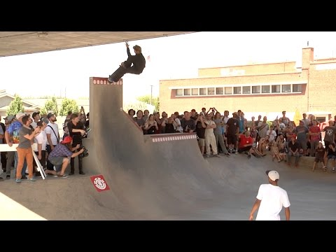 Element Boise Demo | TransWorld SKATEboarding