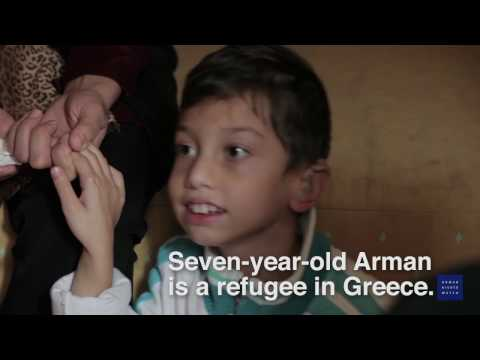 Greece: Refugees with Disabilities Overlooked, Underserved