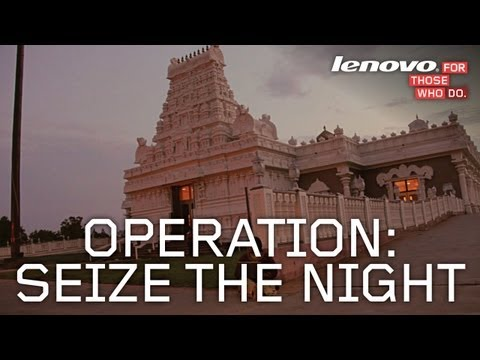 Chantal Eyong - Operation Seize the Night