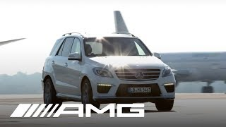 The New ML 63 AMG Commercial