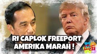 Video Jokowi Gagal Digoyang Amerika, Freeport Dicaplok Indonesia MP3, 3GP, MP4, WEBM, AVI, FLV Januari 2019