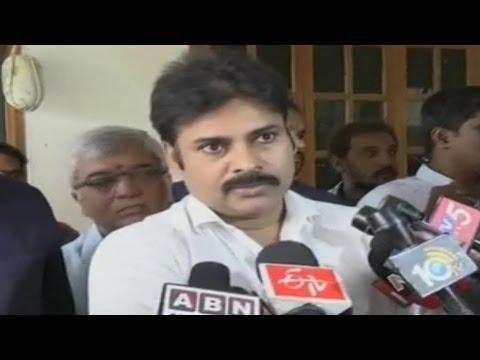 Pawan Kalyan Speaks about AP Special Status - Watch Exclusive