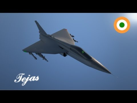 The HAL Tejas is a lightweight...